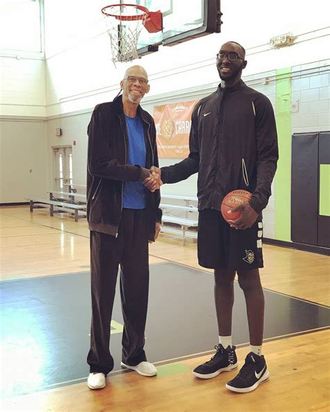 cuanto mide tacko fall real height