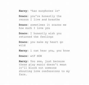 303 best Drarry... Drarry Fanfiction