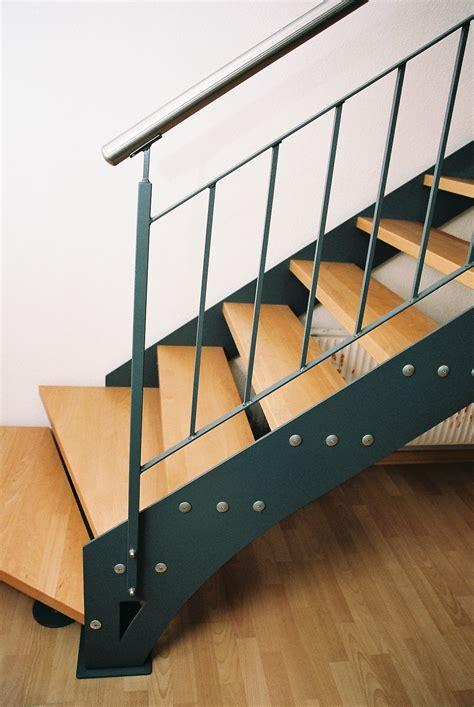 treppe weiß holz treppen steel gmbh