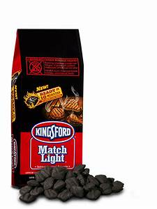 Match Light Charcoal for Easy BBQ | Kingsford