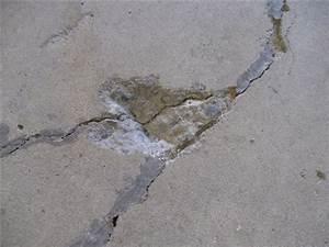 dealing with winters damage to your garage floor www With cement floor repair in garage