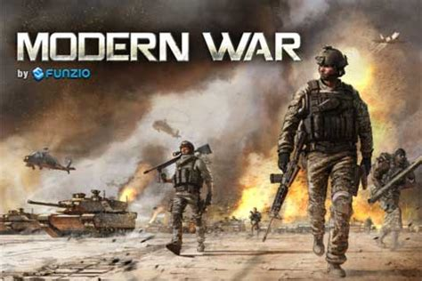 modern war funzio answers the call of battle with modern war the realistic