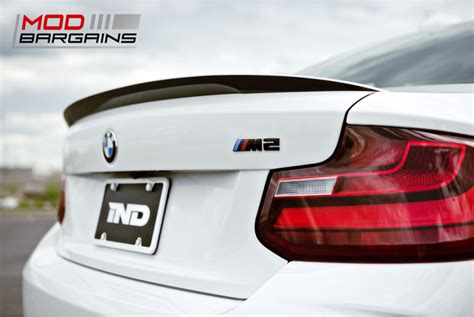 painted trunk emblem for bmw m2 f87 ind f87 m2tb