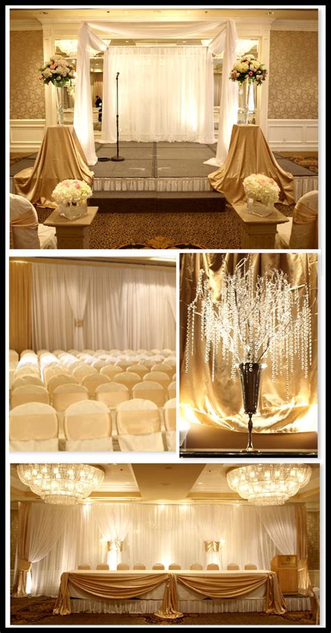 sutton place hotel wedding decorators