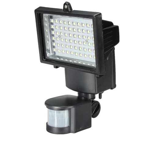 solar powered led security lights motion sensor solar power ultra bright security led light
