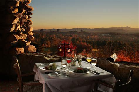 Top 10 Romantic Restaurants  Asheville, North Carolina