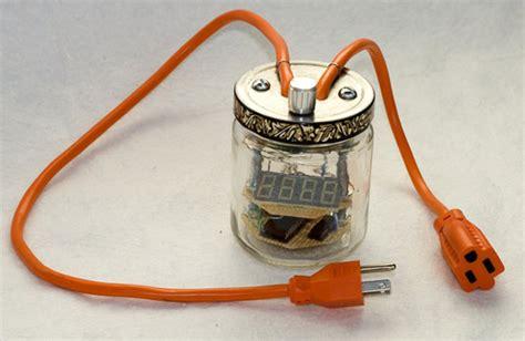 enerjar make your own energy meter with the diy enerjar kit inhabitat green design