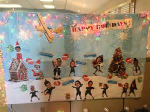 Used Fireproof File Cabinets Houston Texas by 100 Christmas Cubicle Decorating Contest Office