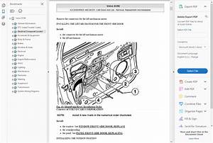 Factory Workshop Service Repair Manual Volvo Xc90 2007