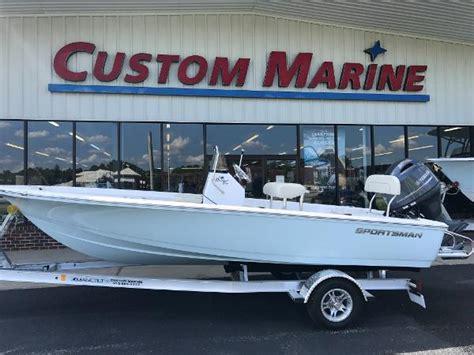 Sportsman Boats Statesboro by 2017 Sportsman Island Bay 18 Statesboro Boats
