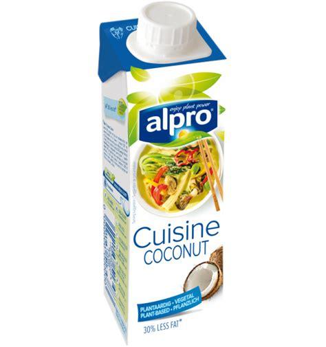 alternative v 233 g 233 tale 224 la cr 232 me noix de coco cuisine alpro