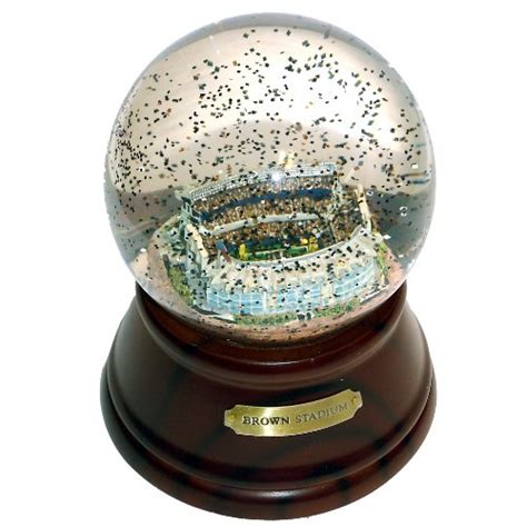 snow globes musical sale nfl cleveland browns stadium