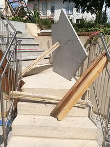 Ausnahmegenehmigung Bauen Außenbereich : granitpodest f r die treppe hausbau ein baublog ~ Frokenaadalensverden.com Haus und Dekorationen