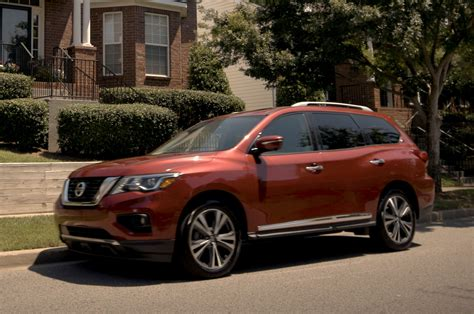 2018 Nissan Pathfinder Won't Let You Forget Your Kids In