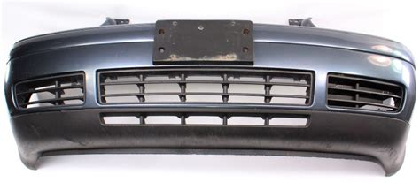genuine vw front bumper cover   golf gti mk lcv blue
