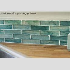 Diy Recycled Glass Backsplash With The Tile Shop