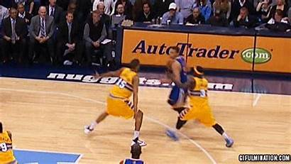 Curry Ankle Stephen Impressive Gifs His Season
