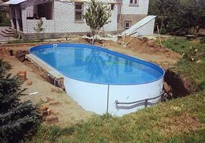 Swimmingpool Selber Bauen : swimmingpool im eigenen garten so gelingt der traum pool ~ Watch28wear.com Haus und Dekorationen