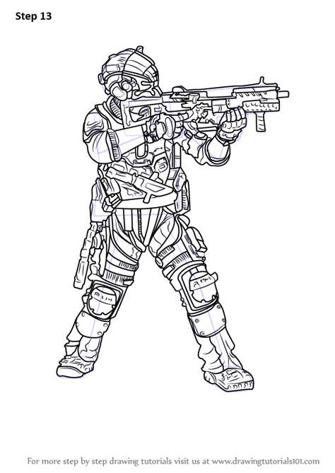 learn   draw jack cooper  titanfall  titanfall  step  step drawing tutorials