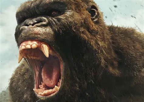 The official universal studios entertainment facebook page. King Kong reboot Kong: Skull Island, reviewed.
