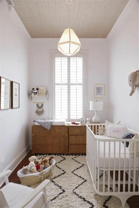 chambre bébé en bois la chambre bébé mixte en 43 photos d 39 intérieur