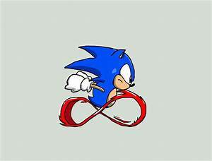 Classic Sonic The Hedgehog Running Animation Pictures to ...
