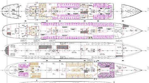 Titanic 2 Deck Plans by Gala December Dinner On Uss Intrepid For Titanic Ii