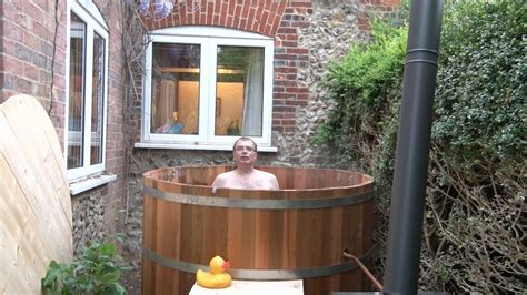 cedar soaking tub how to build a cedar wood tub