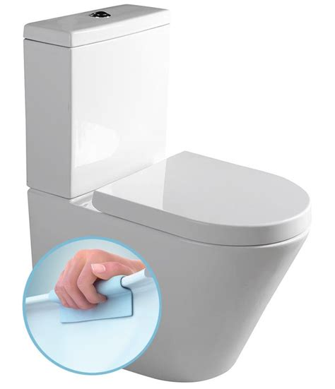 stand wc randlos stand wc boden wc modern eckig paco toilette rimless soft sitz wei 223 randlos nord aqua