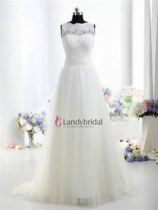 aliexpresscom buy lastest style high nekline lace With tank top wedding dresses