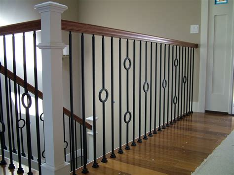 staircase railings designs wood staircases with iron balusters