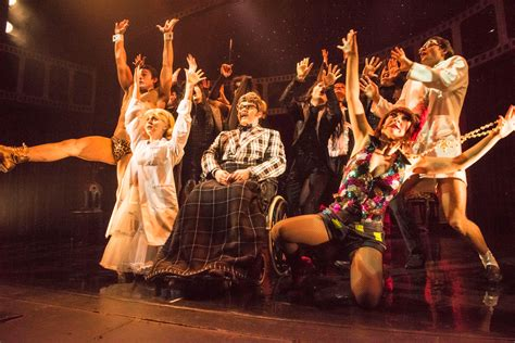 rocky horror show musical theatre musings