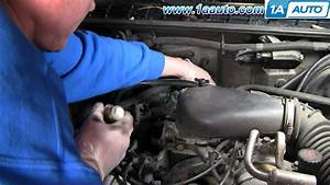 How To Replace Distributor Cap  U0026 Rotor 95
