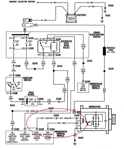 Jeep Engine Diagram Downloaddescargar