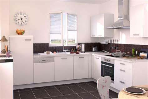 une cuisine lapeyre modèle de style et confort archzine fr