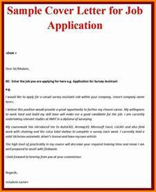 6 Examples Cover Letter For Job Application Assembly Resume