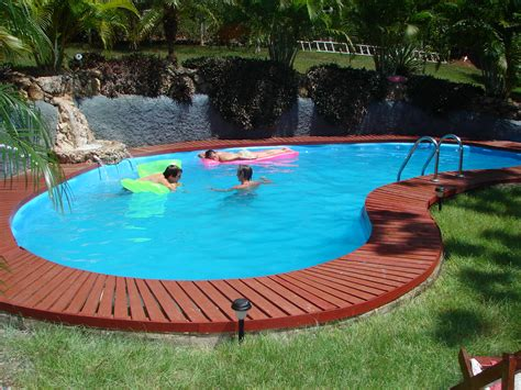 swiming pool ideas backyard landscaping ideas swimming pool design homesthetics inspiring ideas for your home