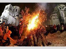 Badnji dan Badnje veče SRBICH Srbski vodič kroz