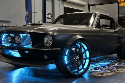 microstang microsoft helps build a custom mustang packed with windows 8 and kinect the verge