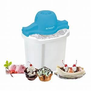 Mr  Freeze 4qt  Electric Ice Cream Maker  Eim