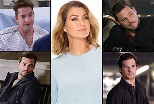 [PHOTOS] 'Grey's Anatomy' Season 15: Meredith's New Man ...