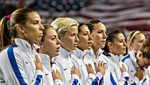 3 Reasons Women Still Dominate U.S. Soccer | The18
