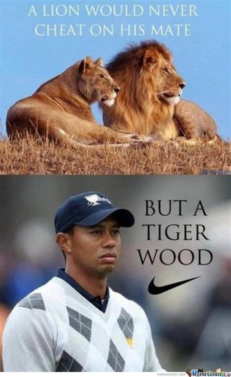 Tiger Woods Meme - a tiger wood by shadowgun meme center