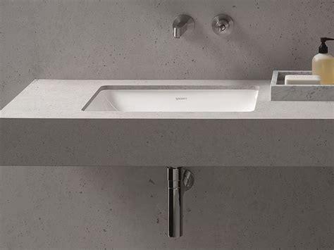 me vasque sous plan by duravit design philippe starck