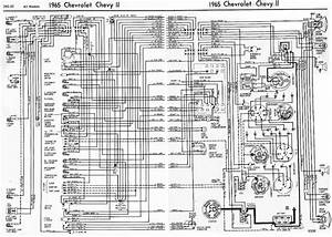 1965 Mustang Headlight Switch Wiring Diagram