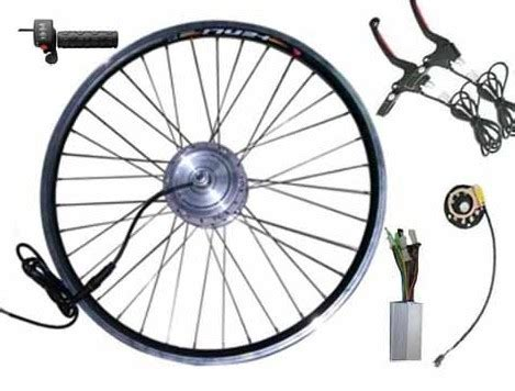 Gbk100r 36v250w Rear Driving Electric Bike Kit For Diy