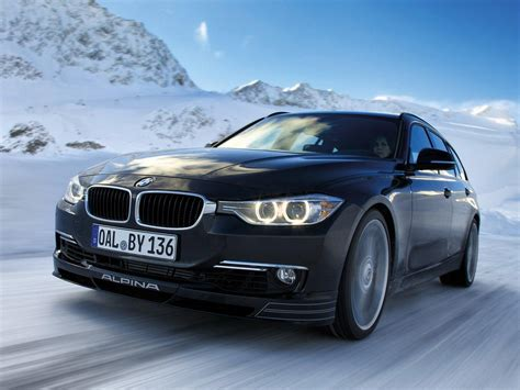 Alpina Bmw B3 And Xd3 Showcased In Video