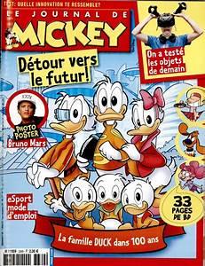 Le Journal De Mickey Abonnement : le journal de mickey n 3368 abonnement le journal de mickey abonnement magazine par ~ Maxctalentgroup.com Avis de Voitures