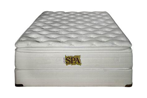 natures spa valencia pillow top twin mattresses