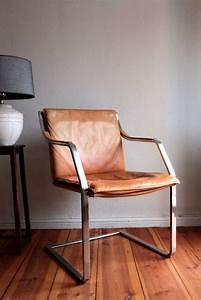 Designer Stühle Leder : walter knoll art collection design freischwinger leder lounge sessel cognac in 2019 ~ Watch28wear.com Haus und Dekorationen